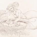 Meerjung Mama (Kurven)